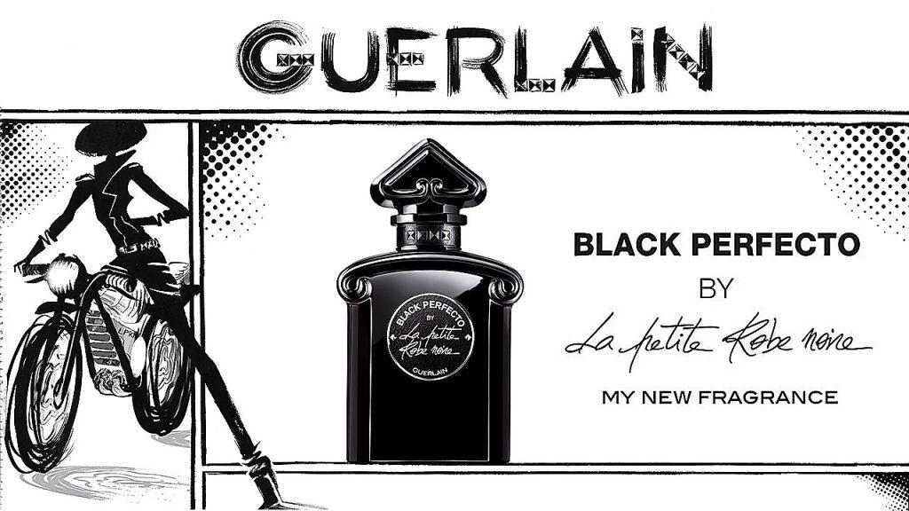 Guerlain Black perfecto eau de parfume florale
