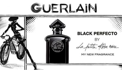 Guerlain Black Perfecto eau de parfum florale