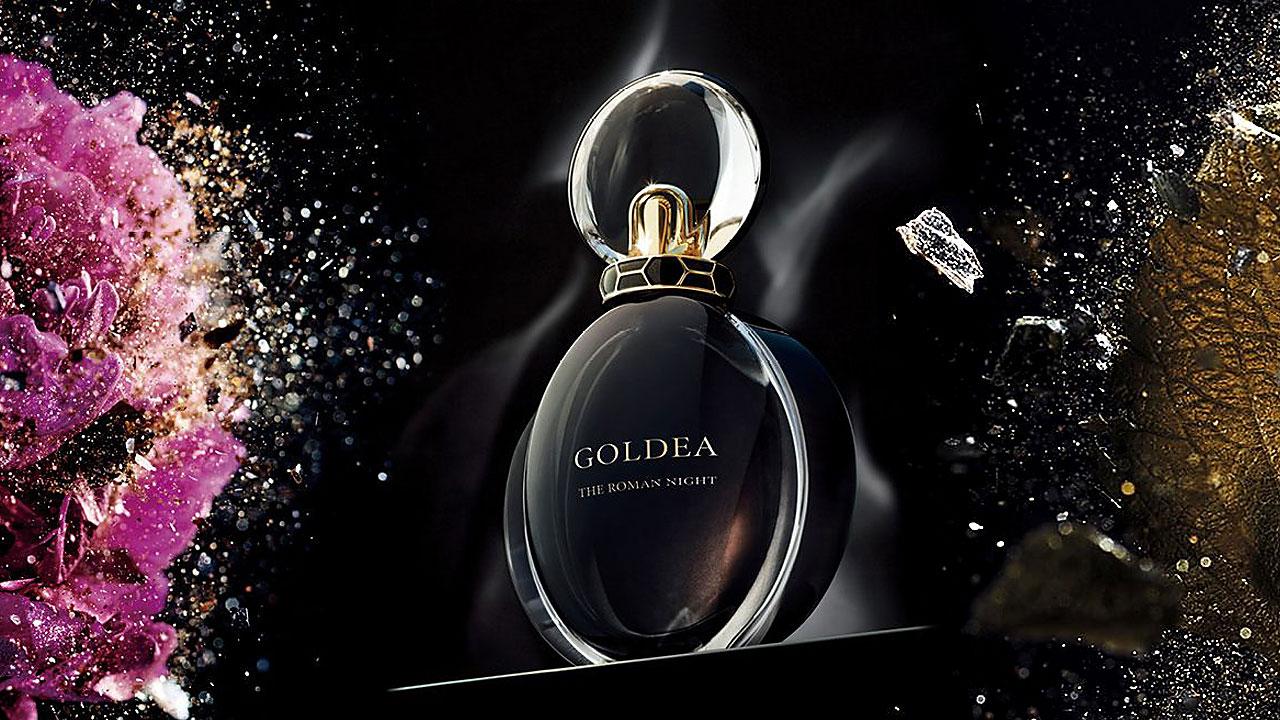 Bvlgari – Goldea The Roman Night eau de parfum review • Scentertainer