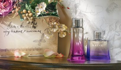 Flowers and perfumes