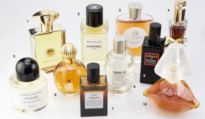 TOP 10 best perfumes