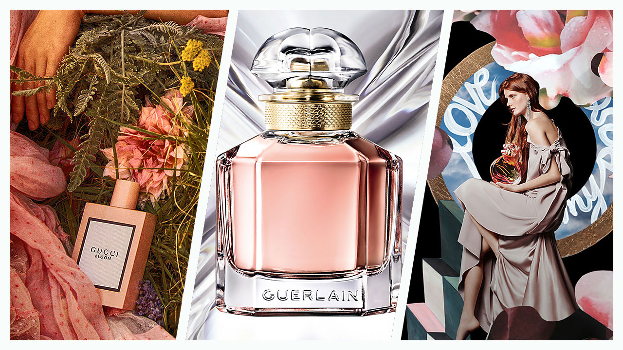 top 3 best female fragrances