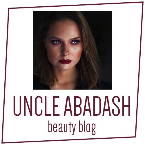 Uncle Abadash beauty blog