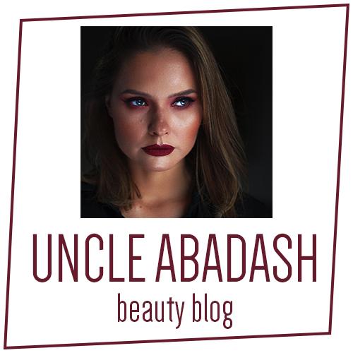 Uncle Abadash beauty blog