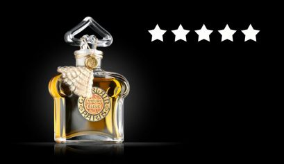Top list perfumes with five stars Luca Turin