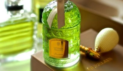 Fragrance notes Vetiver
