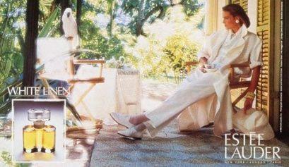 estee lauder white linen