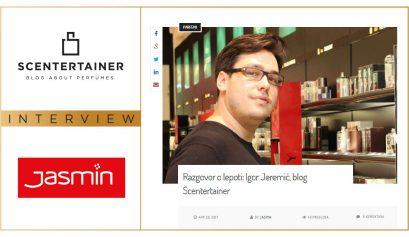 Igor Jeremic interview Jasmin