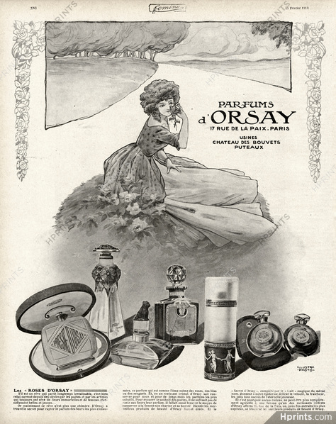 parfums d orsay