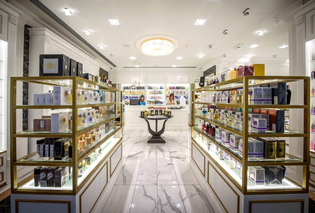 The Perfume perfume shop Porto Montenegro • Scentertainer