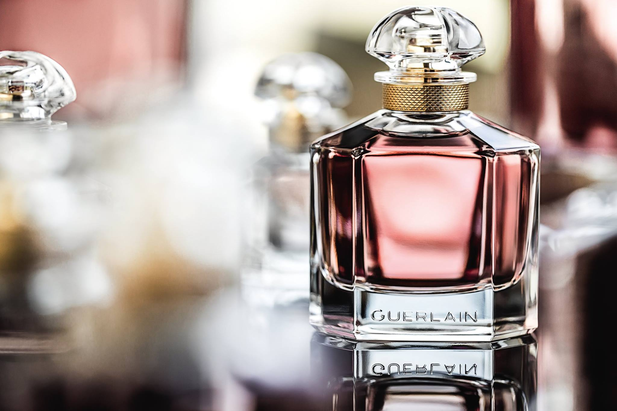 most beautiful bottles of women's perfumes