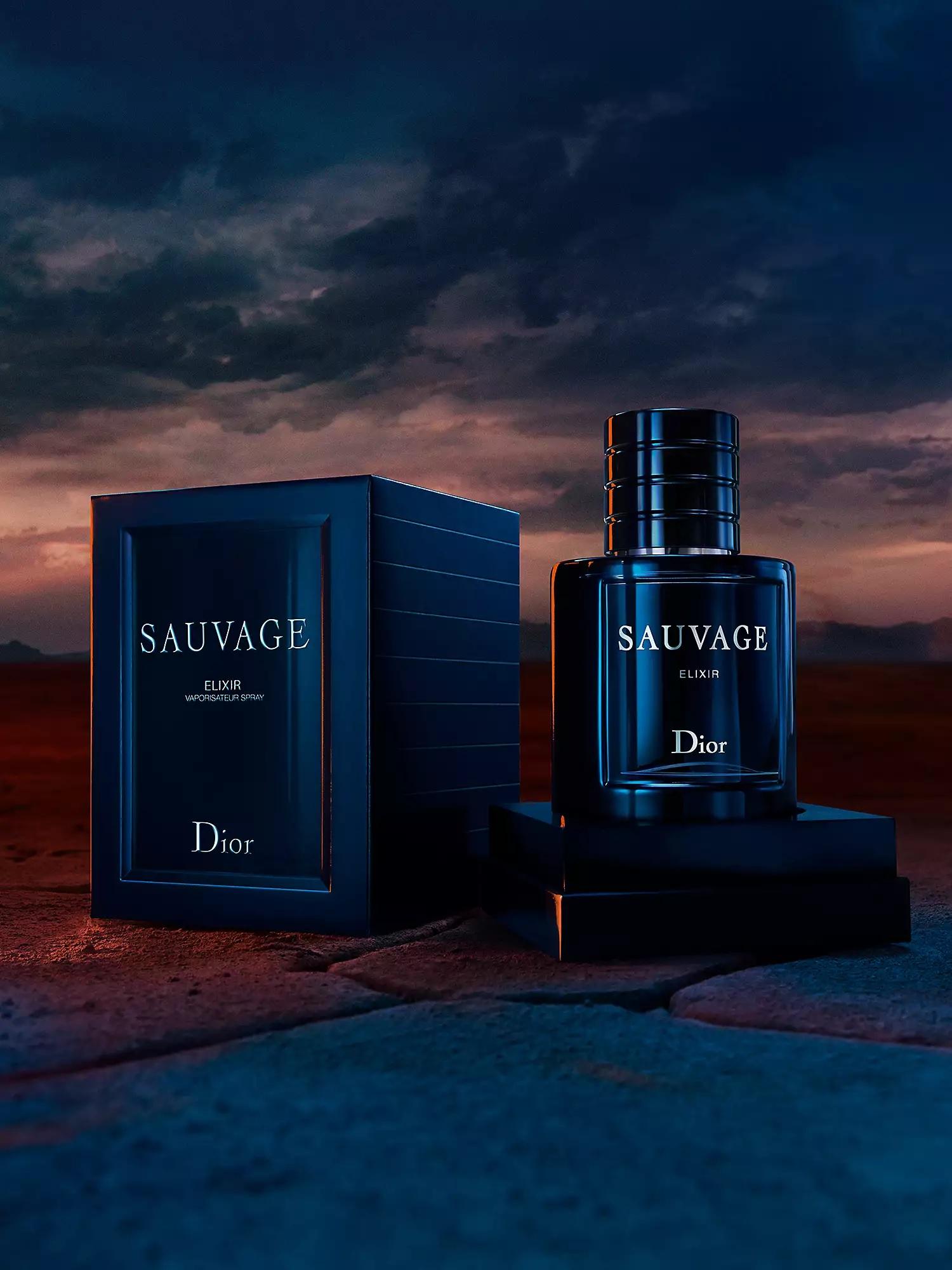 sauvage elixir